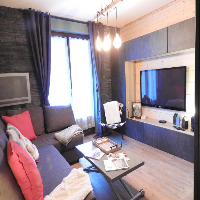 Location de vacances Appartement Le Monêtier-les-Bains (05220)