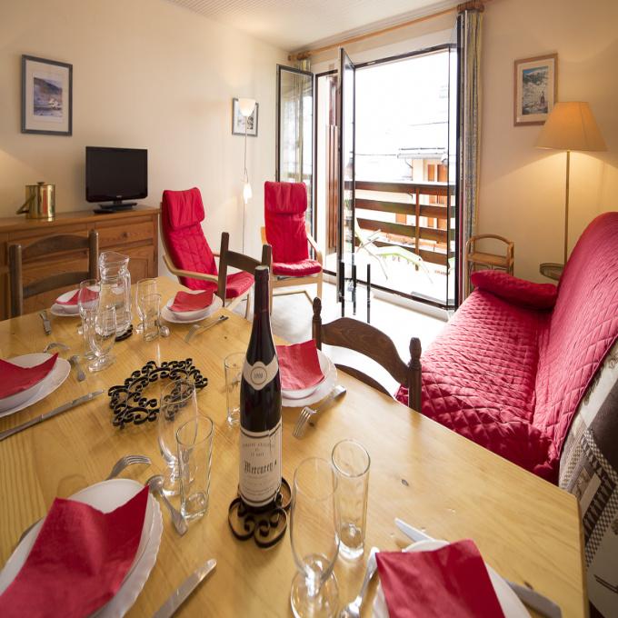 Location de vacances Appartement Chantemerle (05330)