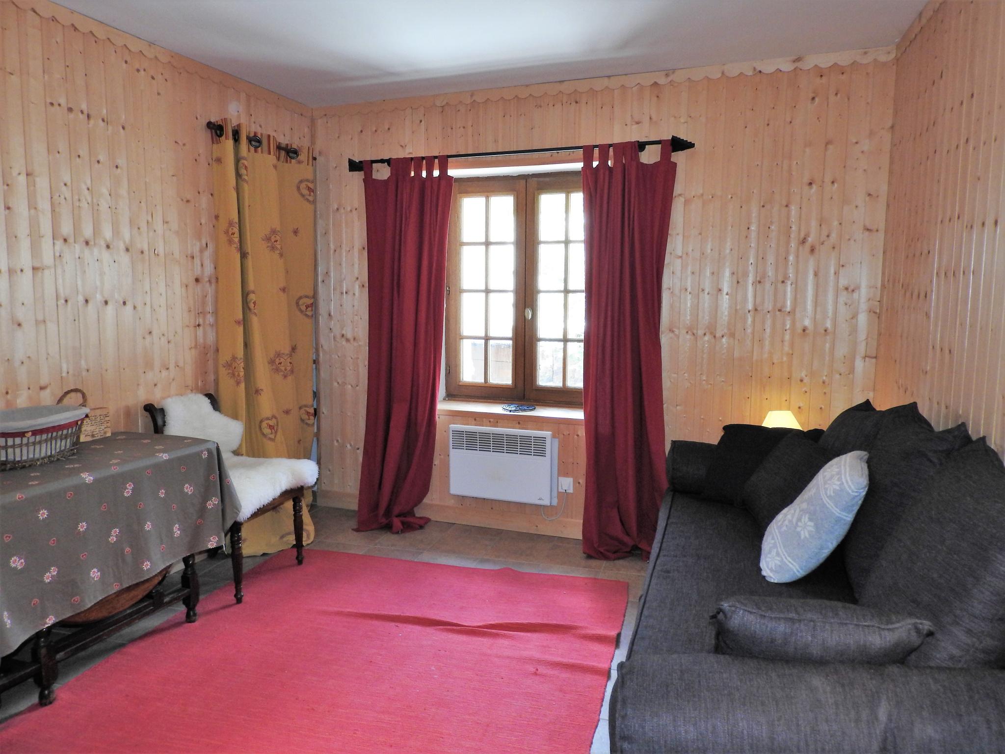 Salon/séjour studio