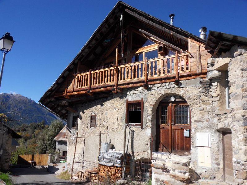 Location de vacances Maison de village Saint-Chaffrey (05330)