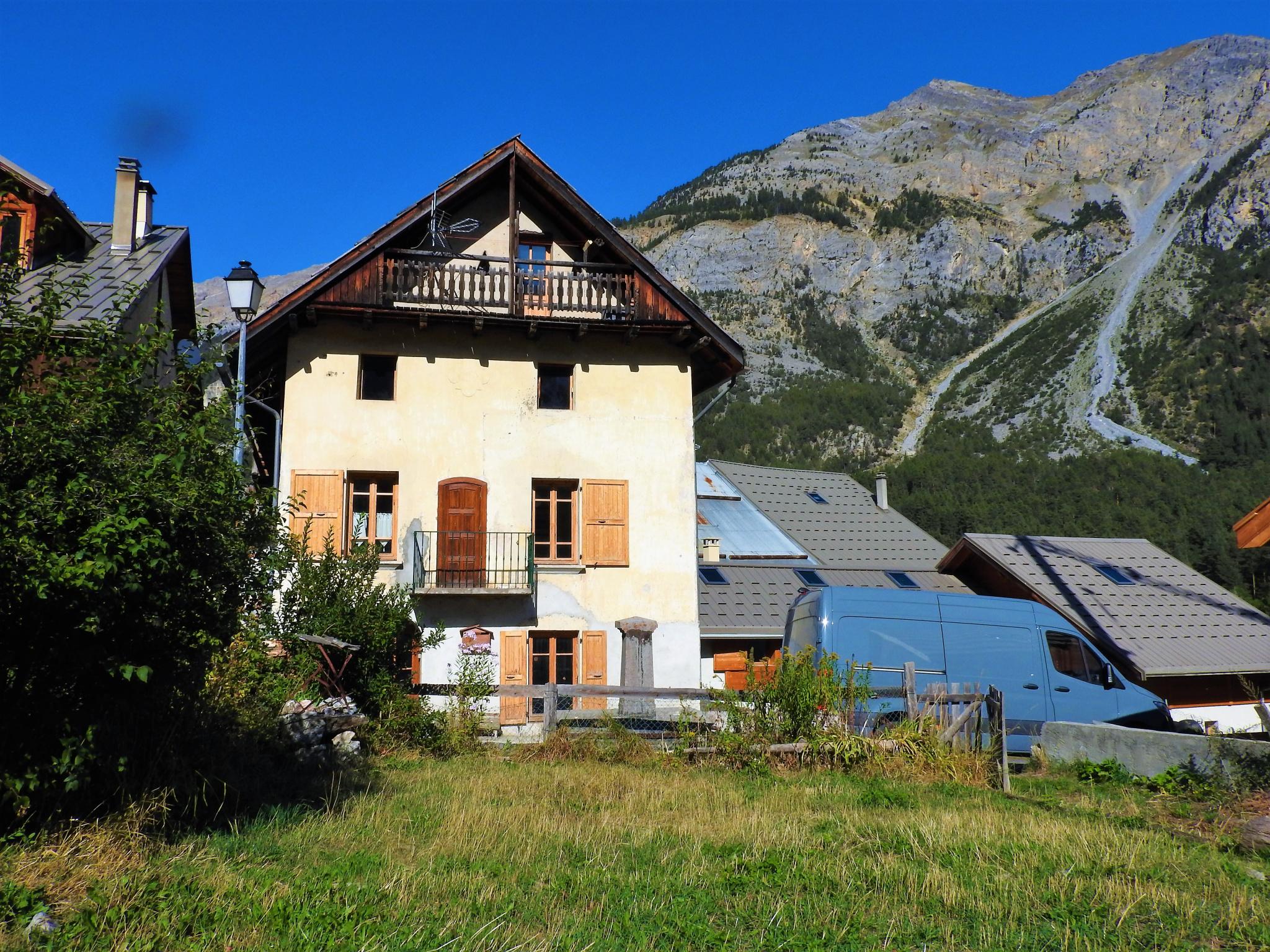 Maison de village avec jardin privatif