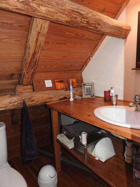 Salle d'eau-wc dernier étage